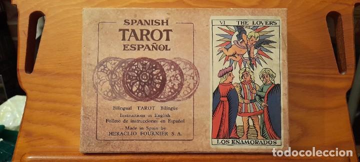 SPANISH TAROT ESPANOL (Juguetes y Juegos - Cartas y Naipes - Barajas Tarot)