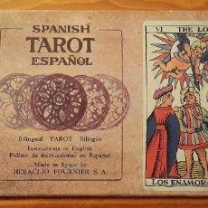 Barajas de cartas: SPANISH TAROT ESPANOL. Lote 256087575