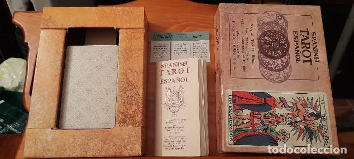 Barajas de cartas: SPANISH TAROT ESPANOL - Foto 10 - 256087575