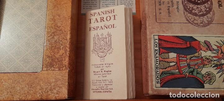 Barajas de cartas: SPANISH TAROT ESPANOL - Foto 12 - 256087575