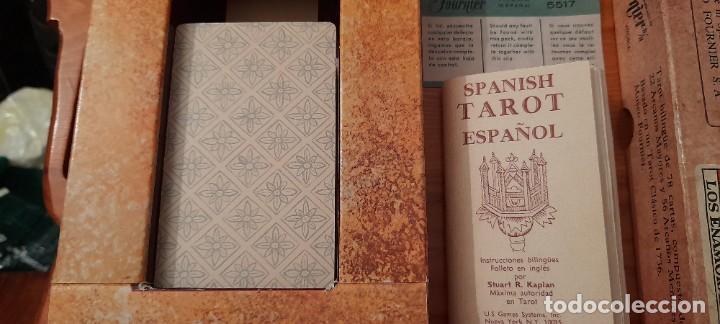 Barajas de cartas: SPANISH TAROT ESPANOL - Foto 13 - 256087575