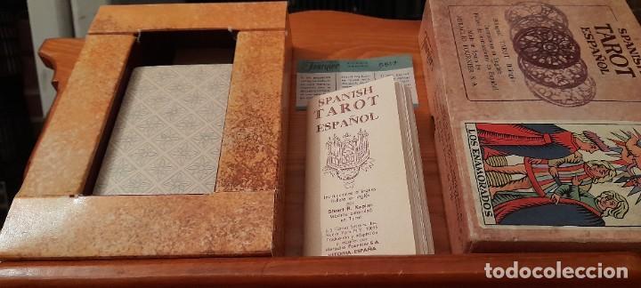 Barajas de cartas: SPANISH TAROT ESPANOL - Foto 14 - 256087575