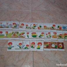 Barajas de cartas: PUMUKY BARAJA DE CARTAS INFANTILES FOURNIER COMPLETA. Lote 257275425