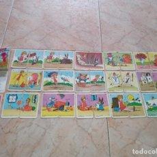 Barajas de cartas: BARAJA CARTAS NAIPES COMAS ALICIA EN EL PAIS DE LAS MARAVILLAS COMPLETA. Lote 257281205