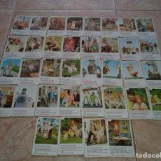 Barajas de cartas: BARAJA CARTAS COMPLETA - PIPI CALZASLARGAS / PIPPI LANGSTRUMPF - CUARTETO Nº 1 - NAIPES COMAS / 1975. Lote 257282600