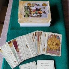 Barajas de cartas: BARAJA NEOCLASICA ESPAÑOLA REEDICION DE 1810 MADRID. Lote 257442060