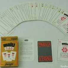 Barajas de cartas: ~ MULTI CARD HERACLIO FOURNIER. BARAJA DE MULTIPLES APLICACIONES. NAIPES ~. Lote 257486485