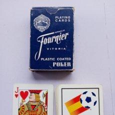 Barajas de cartas: MUNDIAL 82 DE FÚTBOL, COCA~COLA , BARAJA FOURNIER. Lote 257669080