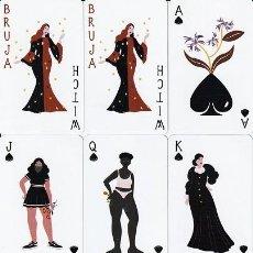 Barajas de cartas: BARAJA POKER FEMINISTA. Lote 257712355