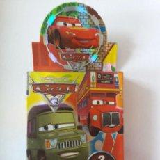 Barajas de cartas: BARAJA DE CARTAS INFANTIL CARS DE DISNEY PIXAR. Lote 257897140