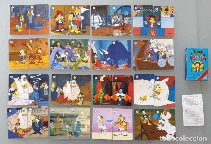Barajas de cartas: BARAJA INFANTIL FOURNIER 1991 - CONDE DUCKULA NUEVA DE COLECCIÓN - Foto 2 - 258131345