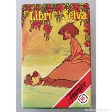 Jeux de cartes: BARAJA CARTAS FOURNIER EL LIBRO DE LA SELVA 1993 NUEVA. Lote 258199635