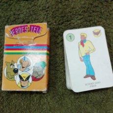 Jeux de cartes: JUEGO DE CARTAS COMPLETO. Lote 258252575