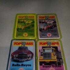 Jeux de cartes: LOTE 4 BARAJAS TOP ASS. Lote 260114030