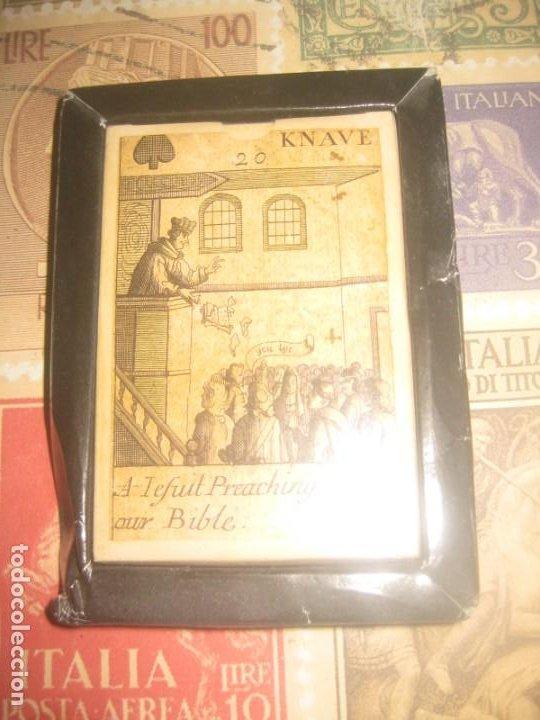 BARAJA KNAVE 20 A TEFUIIT PREACHING AGAIN BIBLE PRECINTADO (Juguetes y Juegos - Cartas y Naipes - Otras Barajas)