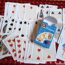 Barajas de cartas: NAIPES FOURNIER. SHAKESPEARE. MADE IN SPAIN.. Lote 260395860