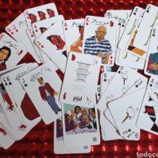 Barajas de cartas: NAIPES BARAJA POKER. ASES DE LA PINTURA. PICASSO MIRÓ DALI TAPIES.. Lote 260409455