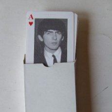 Mazzi di carte: BARAJA THE BEATLES PLAYING CARDS NAIPES. Lote 260803980