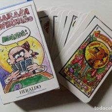 Barajas de cartas: LA BARAJA DE SUPERMAÑO. Lote 261146115