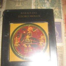 Barajas de cartas: BARAJA DE LA OTRA EL TESORO MONGOL, A ESTRENAR NUEVO LEA DESCRIPCION. Lote 261218965
