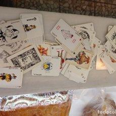 Baralhos de cartas: RESERVADO GRAN LOTE DE CARTAS DE MAGO JOKER. Lote 261249915