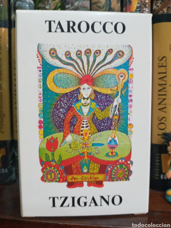 Barajas de cartas: TAROCCO TZIGANO.TAROT GITANO.GIPSY TAROT. - Foto 2 - 261323870