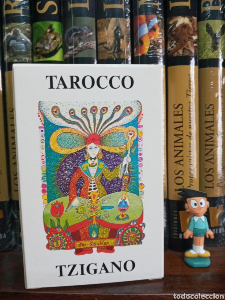 TAROCCO TZIGANO.TAROT GITANO.GIPSY TAROT. (Juguetes y Juegos - Cartas y Naipes - Barajas Tarot)