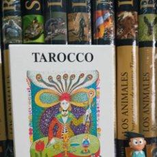 Barajas de cartas: TAROCCO TZIGANO.TAROT GITANO.GIPSY TAROT.. Lote 261323870