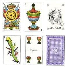 Barajas de cartas: BARAJA ESPAÑOLA SIN IDENTIFICAR. 50 CARTAS.. Lote 261673585