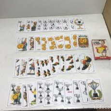 Barajas de cartas: LA BARAJA DEL MUNDIAL POR GALLEGO & REY. Lote 261687705