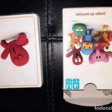 Barajas de cartas: BARAJA CROMOS CARTAS POCOYÓ. Lote 261777960