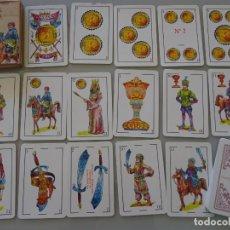 Mazzi di carte: BARAJA DE CARTAS ESPAÑOLA. TURISMO DE GRANADA AYUNTAMIENTO.CURIOSOS NAIPES. 80GR. Lote 261863805
