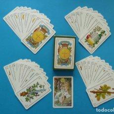 Baralhos de cartas: BARAJA ASTURIANA, IMPRESA POR FOURNIER Y EDITADA POR LA NUEVA ESPAÑA EN 2013.. Lote 262108185