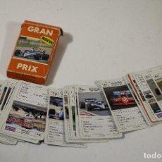 Barajas de cartas: BARAJA GRAN PRIX F1 HERACLIO FOURNIER. Lote 262173315