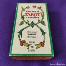 Barajas de cartas: BARAJA FOURNIER TAROT ESPAÑOL. COMPLETO 78 CARTAS. SIN USAR EN SU CAJA ORIGINAL. AÑO 1978.. Lote 262243280