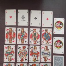 Barajas de cartas: BARAJA DE CARTAS. FOURNIER. ALEMANIA. DOPPELKOPF. POKER. 48 CARTAS. Lote 262762955