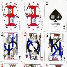 Barajas de cartas: BARAJA POKER PUBLICIDAD GRAFICA. Lote 262797060