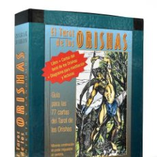Mazzi di carte: EL TAROT DE LOS ORISHAS (SÓLO TAROT Y DIAGRAMA) - ZOLRAK DURKON. Lote 262830035