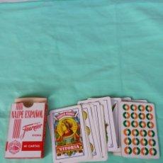 Barajas de cartas: BARAJA DE CARTAS HERACLIO FOURNIER PUBLICIDAD PARTIDO POLITICO UCD. Lote 263387620