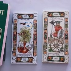 Barajas de cartas: EL TAROT CELTA, LAURA TUAN. Lote 263568335