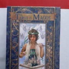 Barajas de cartas: TAROT DE LOS MAGOS. Lote 263568630