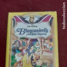 Jeux de cartes: BARAJA INFANTIL..NAIPES HERACLIO FOURNIER..BLANCANIEVES. Lote 264057565