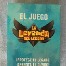 Barajas de cartas: BARAJA DE CARTAS INFANTIL LA LEYENDA DEL LEGADO DE EDELVIVES. 66 CARTAS. NUEVA, NUNCA USADA. Lote 264202388