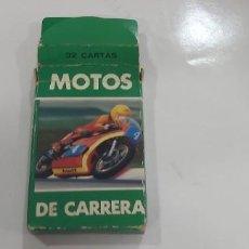 Jeux de cartes: ANTIGUA BARAJA INFANTIL FOURNIER MOTOS COMPLETA. Lote 264230888