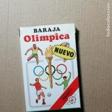 Jeux de cartes: BARAJA OLÍMPICA - FOURNIER. Lote 264261900