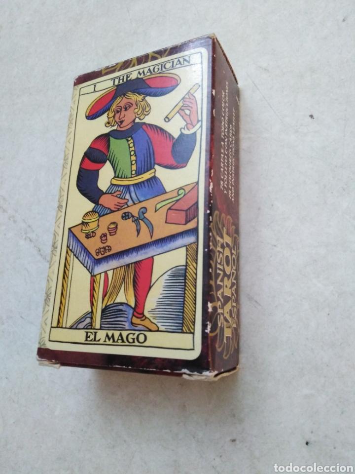 SPANISH TAROT ESPAÑOL, FOURNIER (Juguetes y Juegos - Cartas y Naipes - Barajas Tarot)