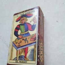 Barajas de cartas: SPANISH TAROT ESPAÑOL, FOURNIER. Lote 264461069