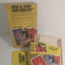 Barajas de cartas: JUEGO DE TAROT JAMES BOND 007. Lote 264515224