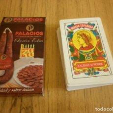 Barajas de cartas: BARAJA DE CARTA ESPAÑOLA - SIN ESTRENAR. Lote 264702089