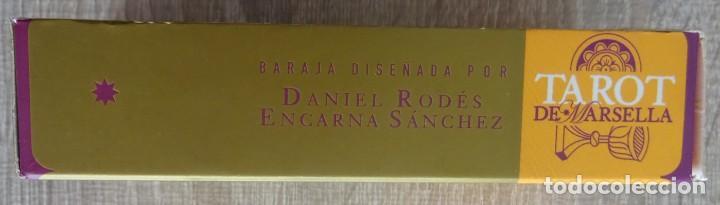 Barajas de cartas: TAROT DE MARSELLA LOS ANTIGUOS ICONOS DEL TAROT RECONSTRUIDOS 78 CARTAS - Foto 2 - 264707609